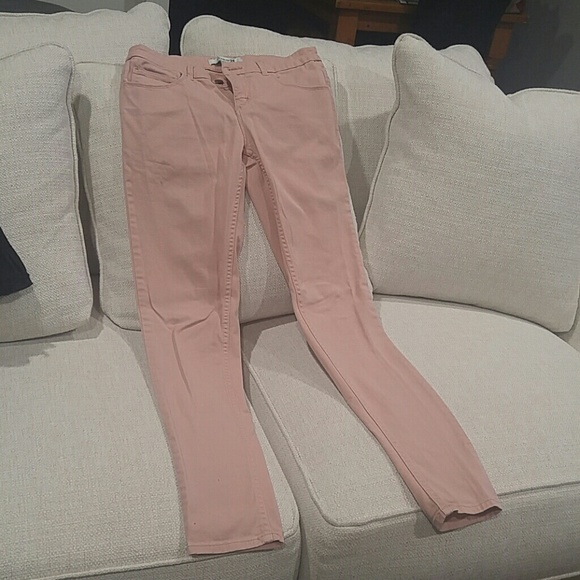 Forever 21 Denim - Pink blush jeans